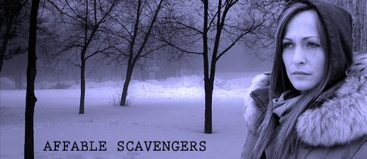 Affable Scavengers the novel